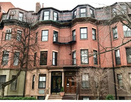241 Beacon Street, Boston, MA 02116
