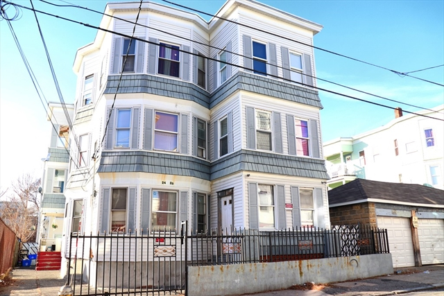 24-26 Poplar Street, Lawrence, MA, 01841, Essex Home For Sale