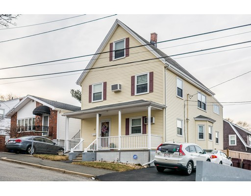 25 South Irving Street, Revere, MA 02151