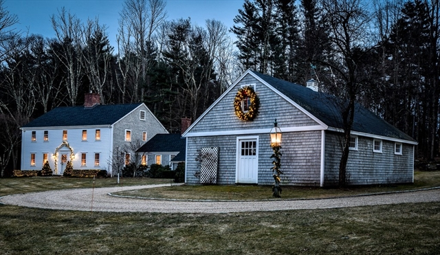 39 Mill Street, Sherborn, MA, 01770, Middlesex Home For Sale