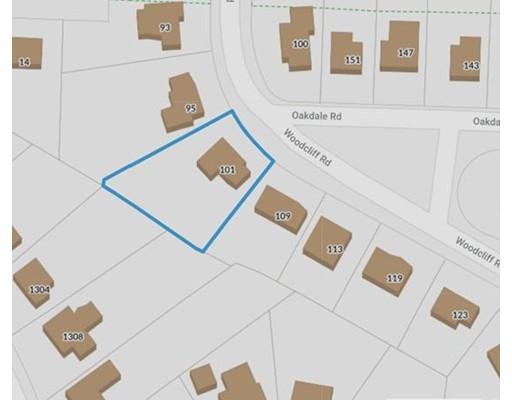 101 Woodcliff Road Newton MA 02461