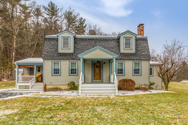 59 Holden Rd, Shirley, MA, 01464, Middlesex Home For Sale