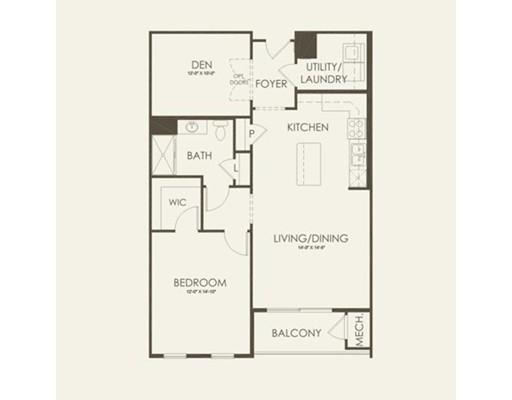 130 University Ave (Unit 01404) #404, Westwood, MA 02090