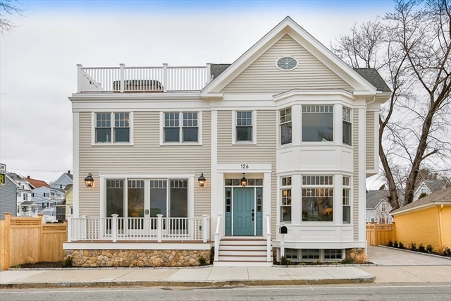 126 Lothrop Street, Beverly, MA, 01915, Essex Home For Sale