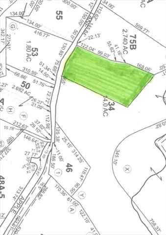 0 Treaty Elm Ln, Stow, MA, 01775, Stow Home For Sale