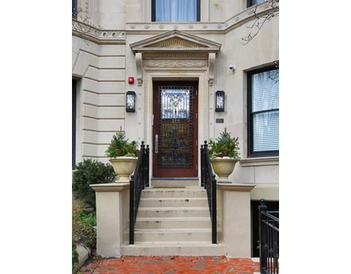 329 Commonwealth Avenue, Boston, Ma 02115
