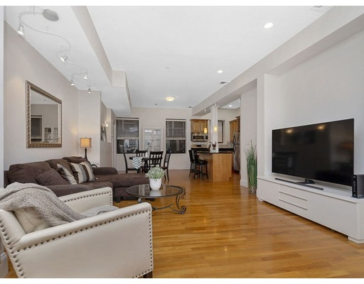 22 Sheafe Street, Unit 1, Boston, MA 02113