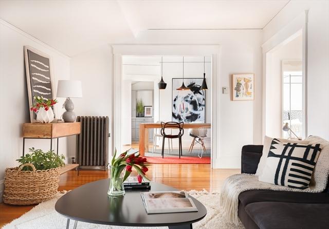 5-7 Rutland, Cambridge, MA, 02138, Middlesex Home For Sale