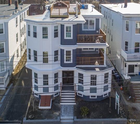 23 Dix St., Boston, MA, 02122, Suffolk Home For Sale