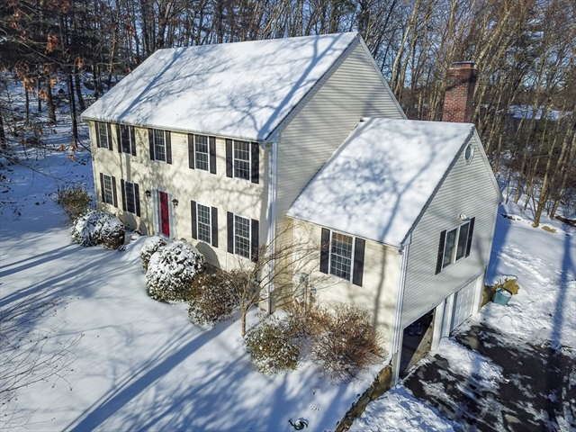 1 West Mountain Lane, Ashland, MA, 01721, Middlesex Home For Sale