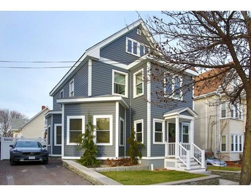 65 Morton Avenue Medford MA 02155