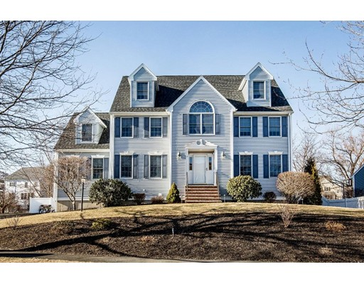 3 Rose Farm Lane Woburn MA 01801