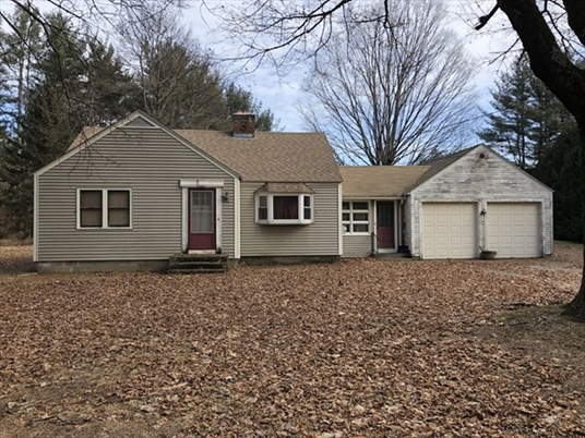 419 Plain Road, Greenfield, MA<br>$130,000.00<br>1.15 Acres, 3 Bedrooms