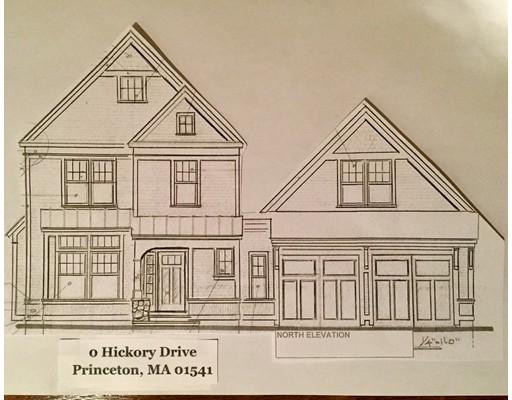 Hickory Drive Princeton MA 01541