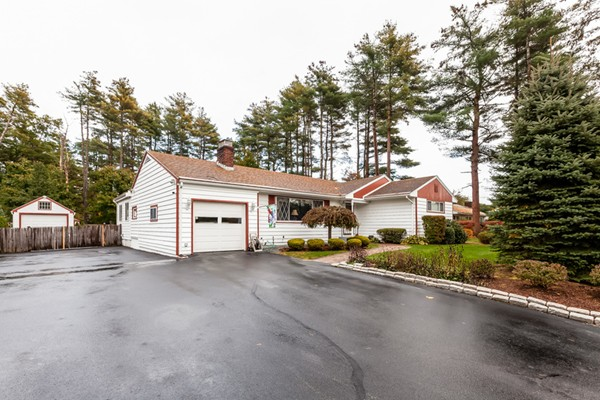 1266 Bay Road, Stoughton, MA, 02072, Norfolk Home For Sale
