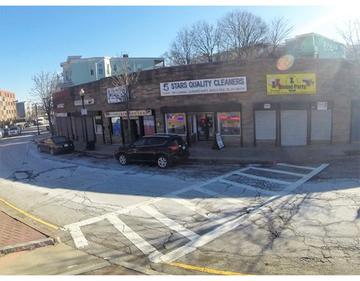 421 Bowdoin Street Boston MA 02122
