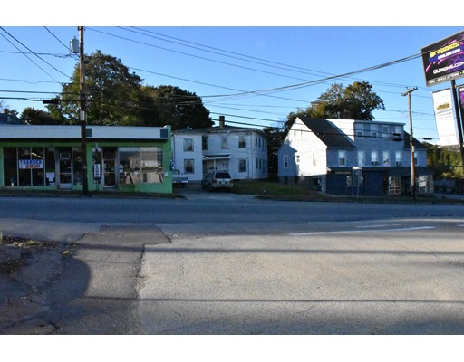 12-16 West Main Street, Dudley, MA 01571