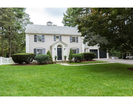 21 Ordway Road Wellesley MA 02481