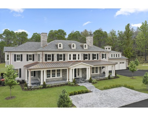 441 Glen Road, Weston, MA 02493