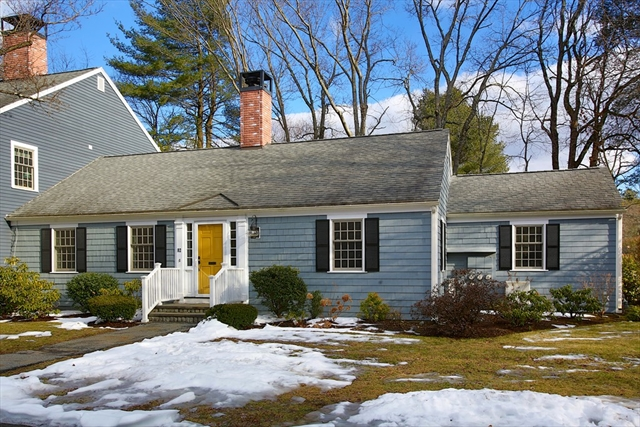 82 Jericho Rd, Weston, MA, 02493, Middlesex Home For Sale