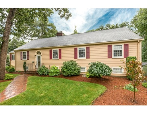 27 HUCKLEBERRY Road Lynnfield MA 01940