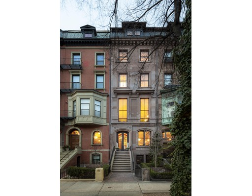 208 Beacon Street Boston MA 02116