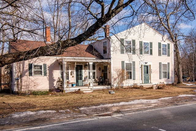 469 Main St, Townsend, MA, 01474, Middlesex Home For Sale