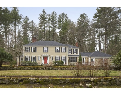 49 Juniper Road Weston MA 02493