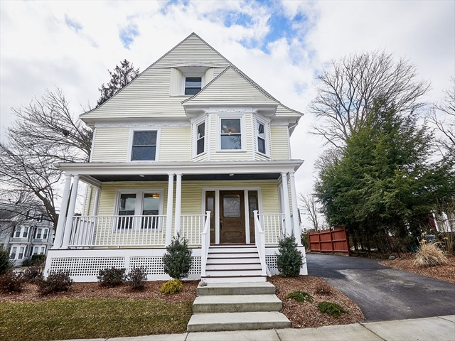 40 Fayette  Street, Watertown, MA, 02472, Middlesex Home For Sale
