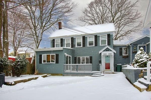 86 Hancock St, Stoneham, MA, 02180, Middlesex Home For Sale