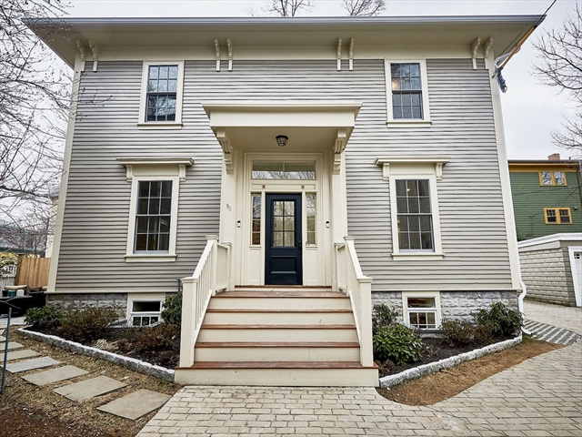 98 Trowbridge St, Cambridge, MA, 02138, Middlesex Home For Sale