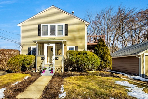 10 D St, Natick, MA, 01760, Middlesex Home For Sale