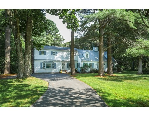 40 Woodridge Road Wayland MA 01778