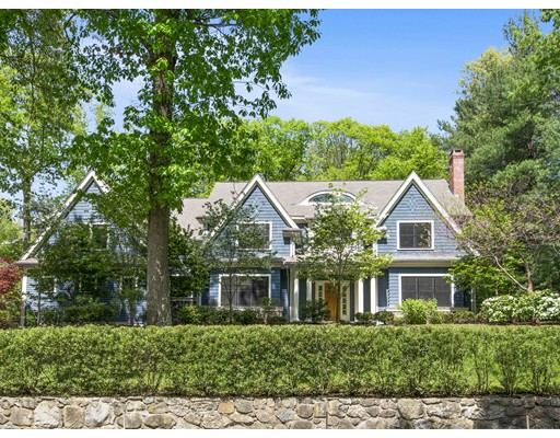 60 Maugus Ave, Wellesley, MA 02481