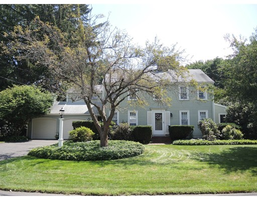 34 Meadowbrook Road Needham MA 02492