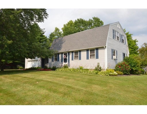 47 Chesterfield Drive Amherst MA 01002
