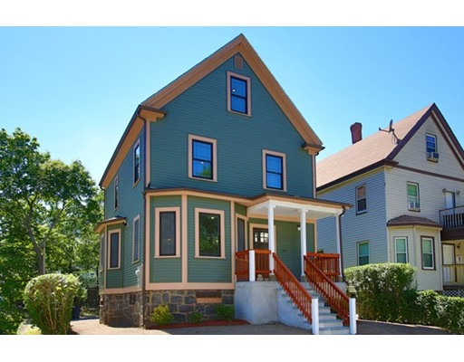 17 Capen Street Boston MA 02124