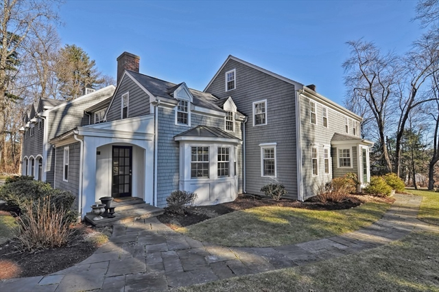 36 Hunting Lane, Sherborn, MA, 01770, Middlesex Home For Sale