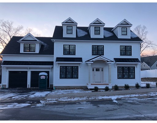 4 Doane Avenue Needham MA 02492