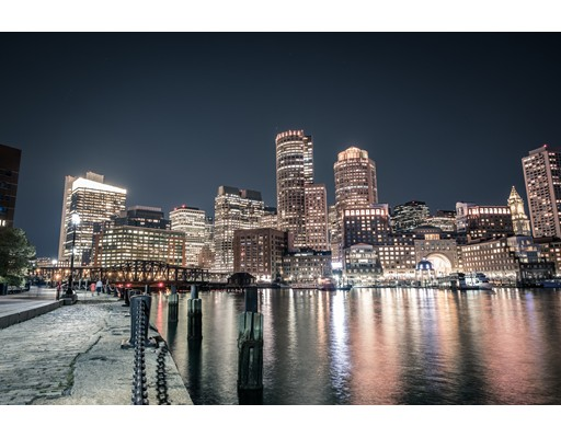 12345 Summer Street Boston MA 02108