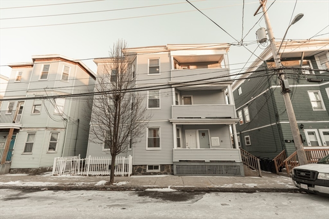 91-93 Malden St, Everett, MA, 02149, Middlesex Home For Sale