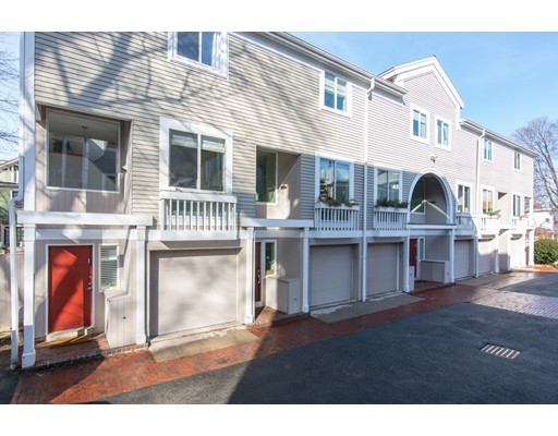 1 Ellery Place Cambridge MA 02138