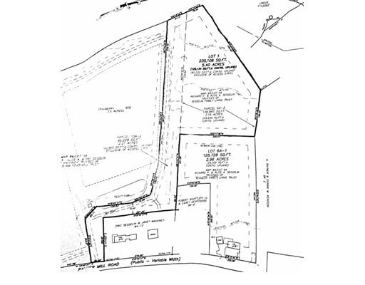 96 Palmer Mill Road Halifax MA 02367