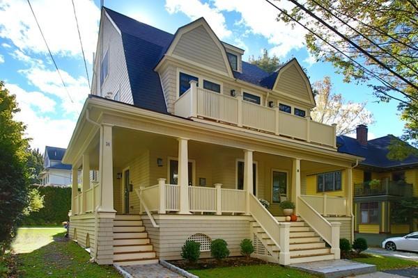 34 Kenwood, Brookline, MA, 02446, Norfolk Home For Sale