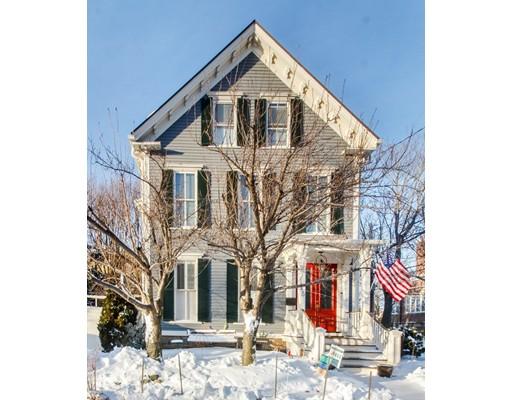 15 Davis Street Newton MA 02465