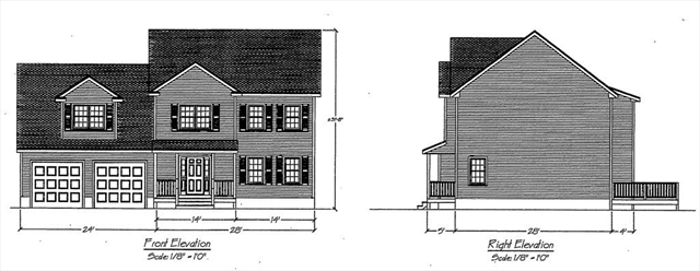 Lot 3 Robbie Terris Way, Tewksbury, MA, 01876, Middlesex Home For Sale