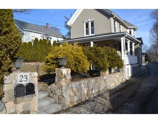 23 Marion Street Natick MA 01760