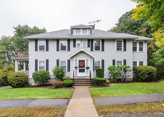 20-22 Jackson Road, Belmont, MA, 02478, Middlesex Home For Sale