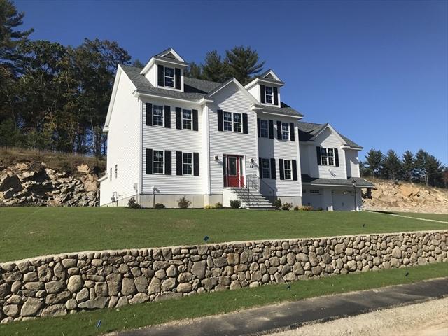 12 FIELDSTONE LANE, Billerica, MA, 01821, Middlesex Home For Sale