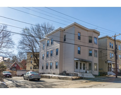 218-222 Laurel Street Fitchburg MA 01420